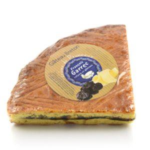 Gâteau breton à la crème de pruneaux