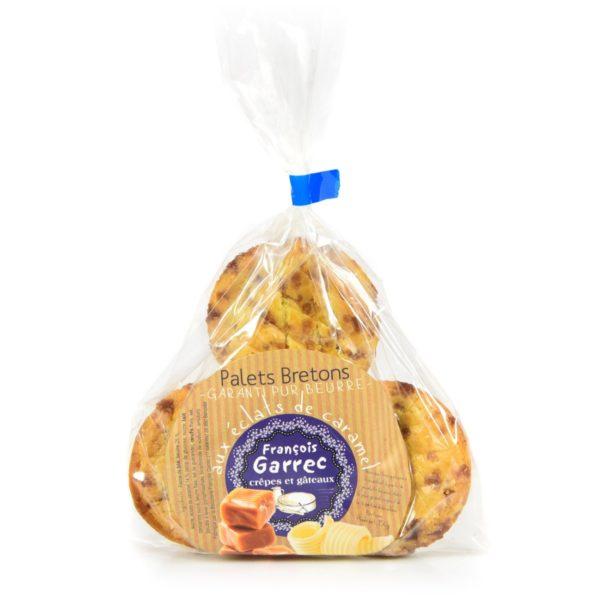 Palets bretons aux éclats de caramel