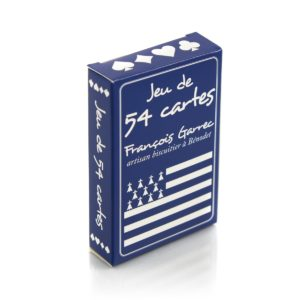 Jeu de cartes Biscuiterie Francois Garrec