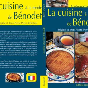 Livre La Cuisine à la mode de Bénodet